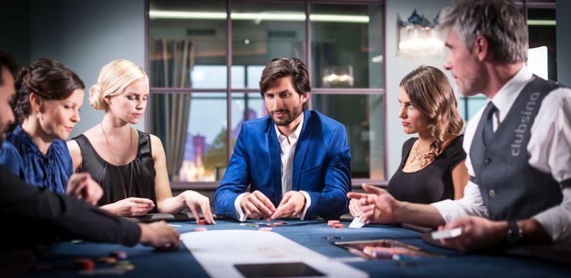 poker im casino